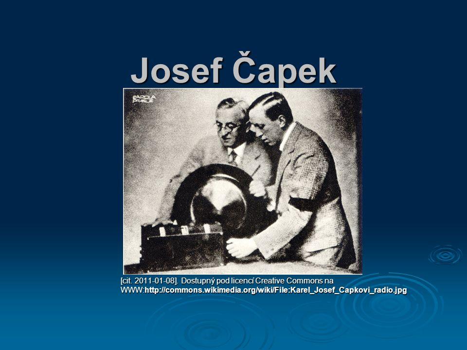 Josef Čapek [cit. 2011-01-08].